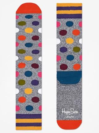 Skarpetki Happy Socks Athletic Big Dot (grey/multi)