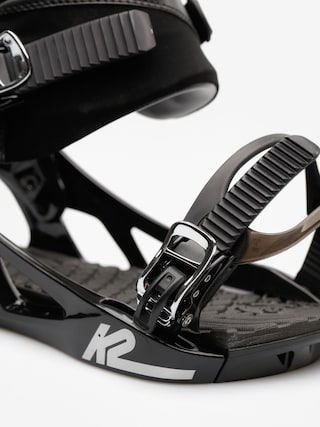 Wiązania snowboardowe K2 Indy (black)