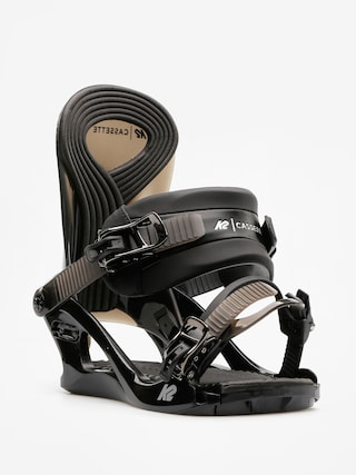 Wiązania snowboardowe K2 Cassette Wmn (black)