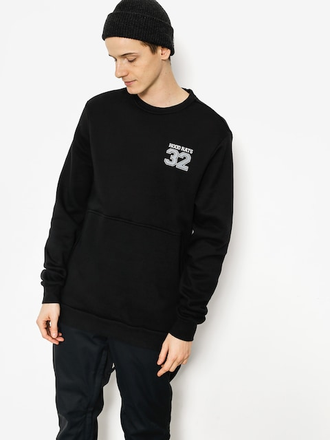 Bluza ThirtyTwo Hood Rats Team Crew (black)