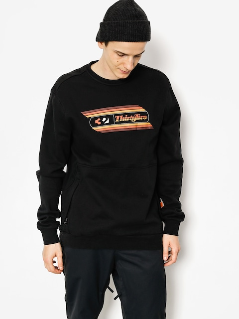 Bluza ThirtyTwo Vault Crew HD (black)
