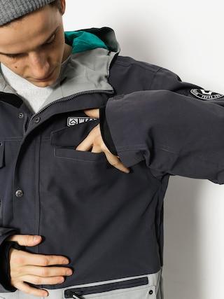 Kurtka snowboardowa Westbeach Trojan Jacket (steel/grey skies)