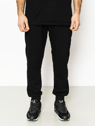 Spodnie Backyard Cartel Cream Jogger Fit Drs (black)
