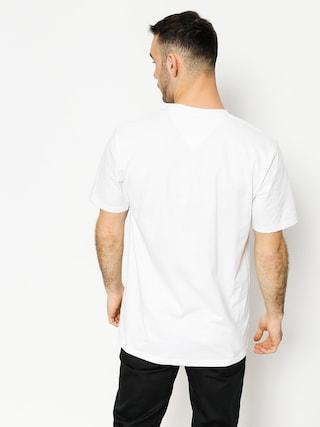 T-shirt Backyard Cartel Label Logo (white)