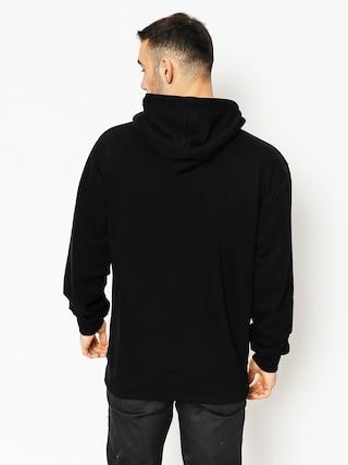 Bluza z kapturem Backyard Cartel Label Logo HD (black)