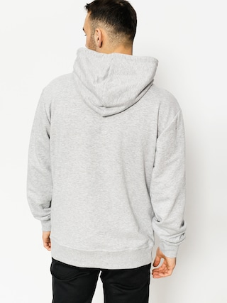 Bluza z kapturem Backyard Cartel Label Logo HD (light heather grey)