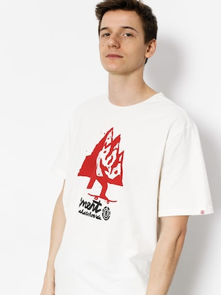 T-shirt Element Mesa (bone white)