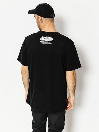 T-shirt Tabasko Brzydki i Zły Szczery (black)