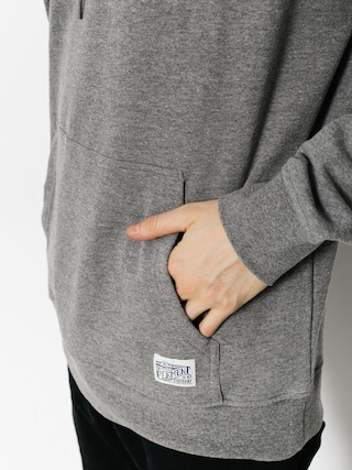 Bluza z kapturem Element Shelter HD (grey heather)