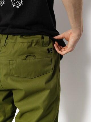Spodnie snowboardowe Westbeach Upstart Pant (combat green)