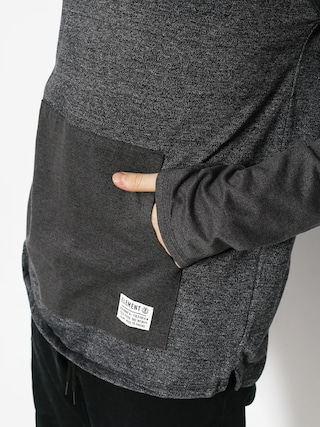 Longsleeve Element Ewell (grey heather)
