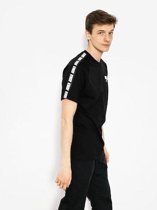 T-shirt Koka Fake Tape (black)