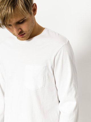 Longsleeve Brixton Accelerate Pkt (white)