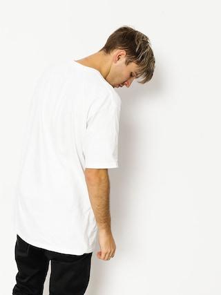 T-shirt Brixton Mullet Stt (white)