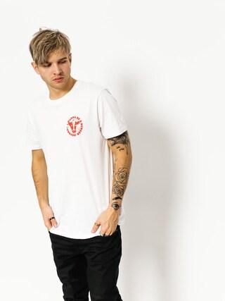T-shirt Volcom Wanna Be A Burger (wht)