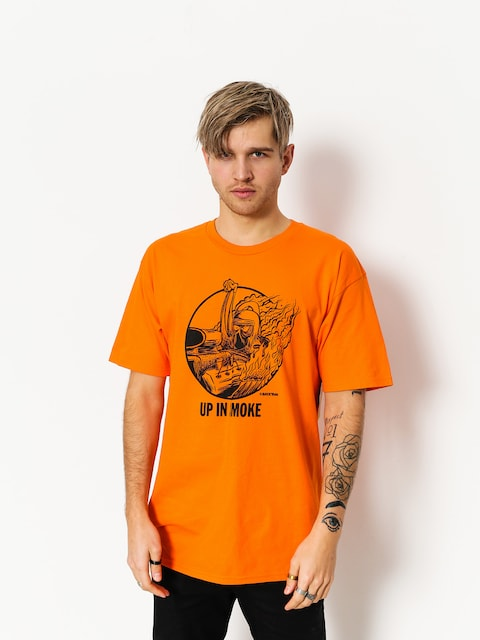 T-shirt Brixton Smoker Stt