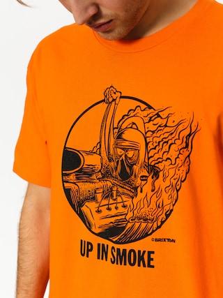 T-shirt Brixton Smoker Stt (orange)