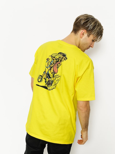T-shirt Brixton What Brakes Stt