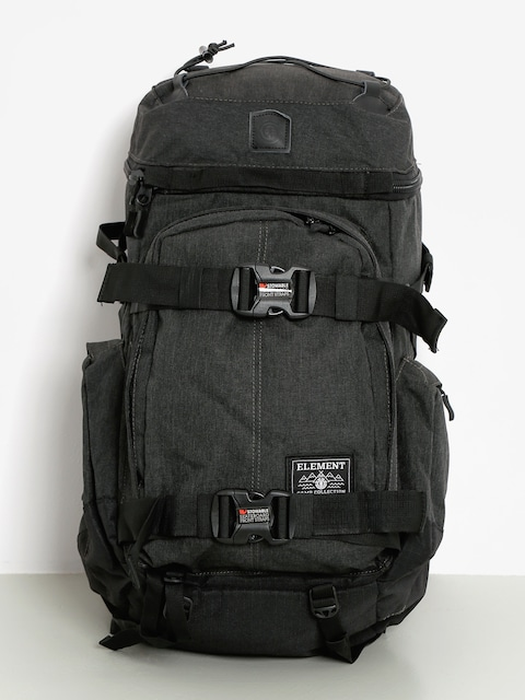 Plecak Element The Explorer (black heather)