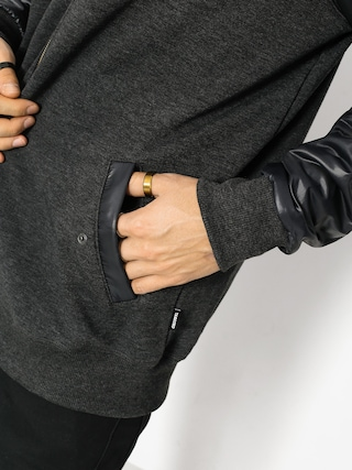Bluza z kapturem Tabasko Pumi ZHD (charcoal heather)