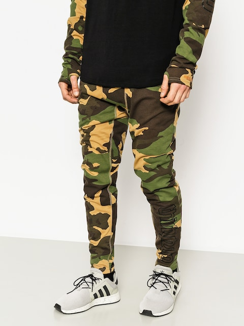 Bielizna ThirtyTwo Ridelite Base Layer Pant (camo)