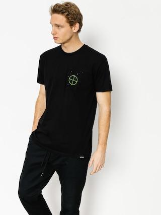 T-shirt Etnies Clear Shot Pocket (black)
