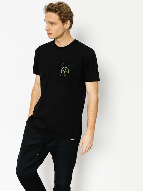 T-shirt Etnies Clear Shot Pocket (black)