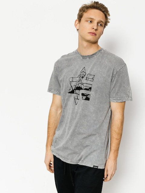 T-shirt Etnies Pyramid Icon (grey)