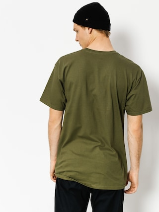 T-shirt Emerica Going Nowhere (olive)