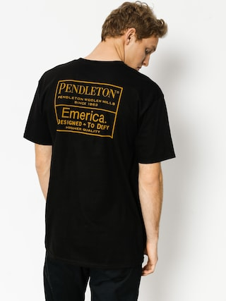 T-shirt Emerica Pendleton (black)