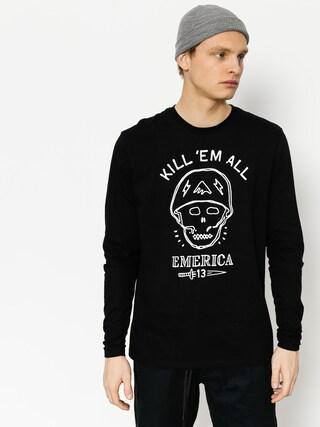Longsleeve Emerica Kill Em All (black)