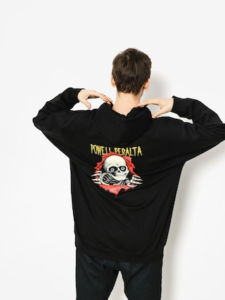 Bluza z kapturem Powell Peralta Ripper HD (black)