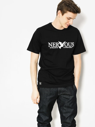 T-shirt Nervous Classic (black)