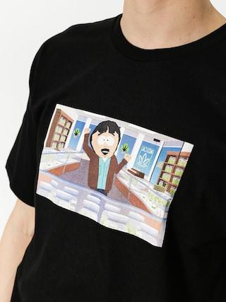 T-shirt HUF Sp Medical Marijuana (black)