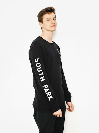 Longsleeve HUF Sp Mr Hanky Pocket (black)