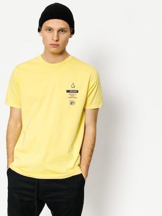 T-shirt Volcom Magnetic Vibe (lyl)
