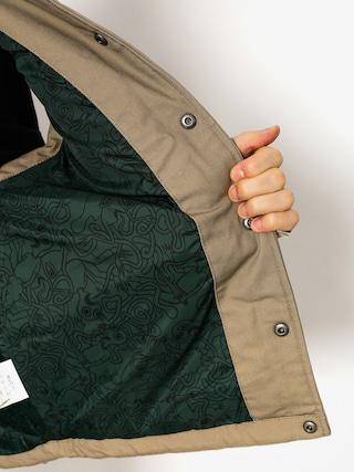 Kamizelka RVCA Toy Machine Vest (dark khaki)
