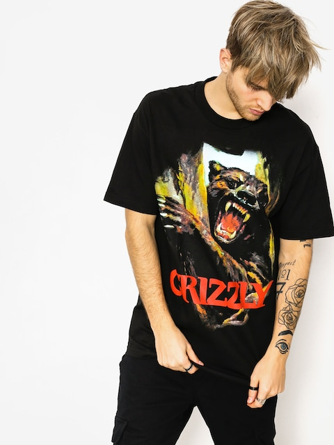 T-shirt Grizzly Griptape Hunting Season (black)