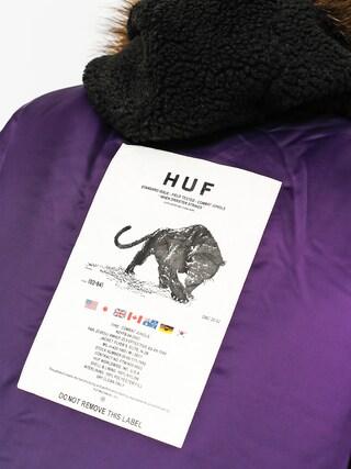 Kurtka HUF N2B (black)
