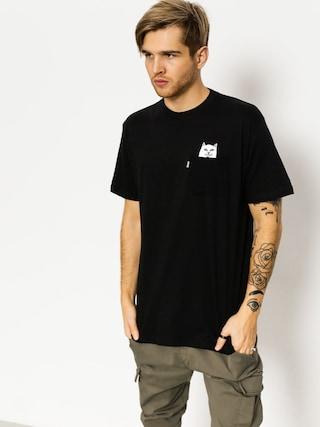 T-shirt RipNDip Lord Nermal Pocket (black)