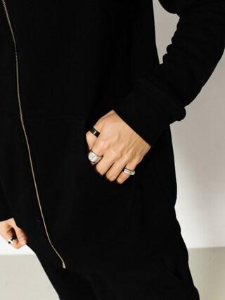 Bluza z kapturem Stoprocent Bms Base ZHD (black)