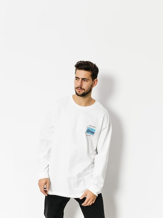 Longsleeve HUF Above Hell (white)