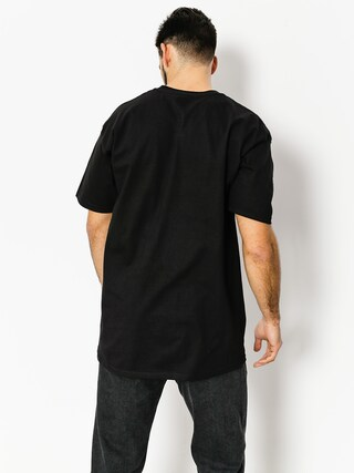 T-shirt HUF Stadium Sponsor (black)