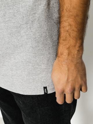 T-shirt HUF Triple Triangle (grey)