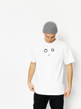 T-shirt Polar Skate Eyes (white)