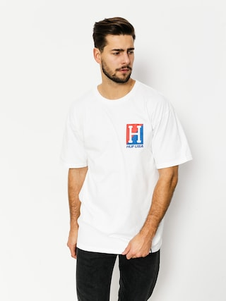 T-shirt HUF Stadium Relay (white)