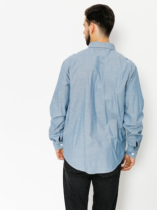 Koszula Brixton Davis Wvn Ls (light blue chambray)
