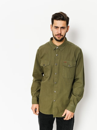 Kurtka Brixton Nevada Shirt (light olive)