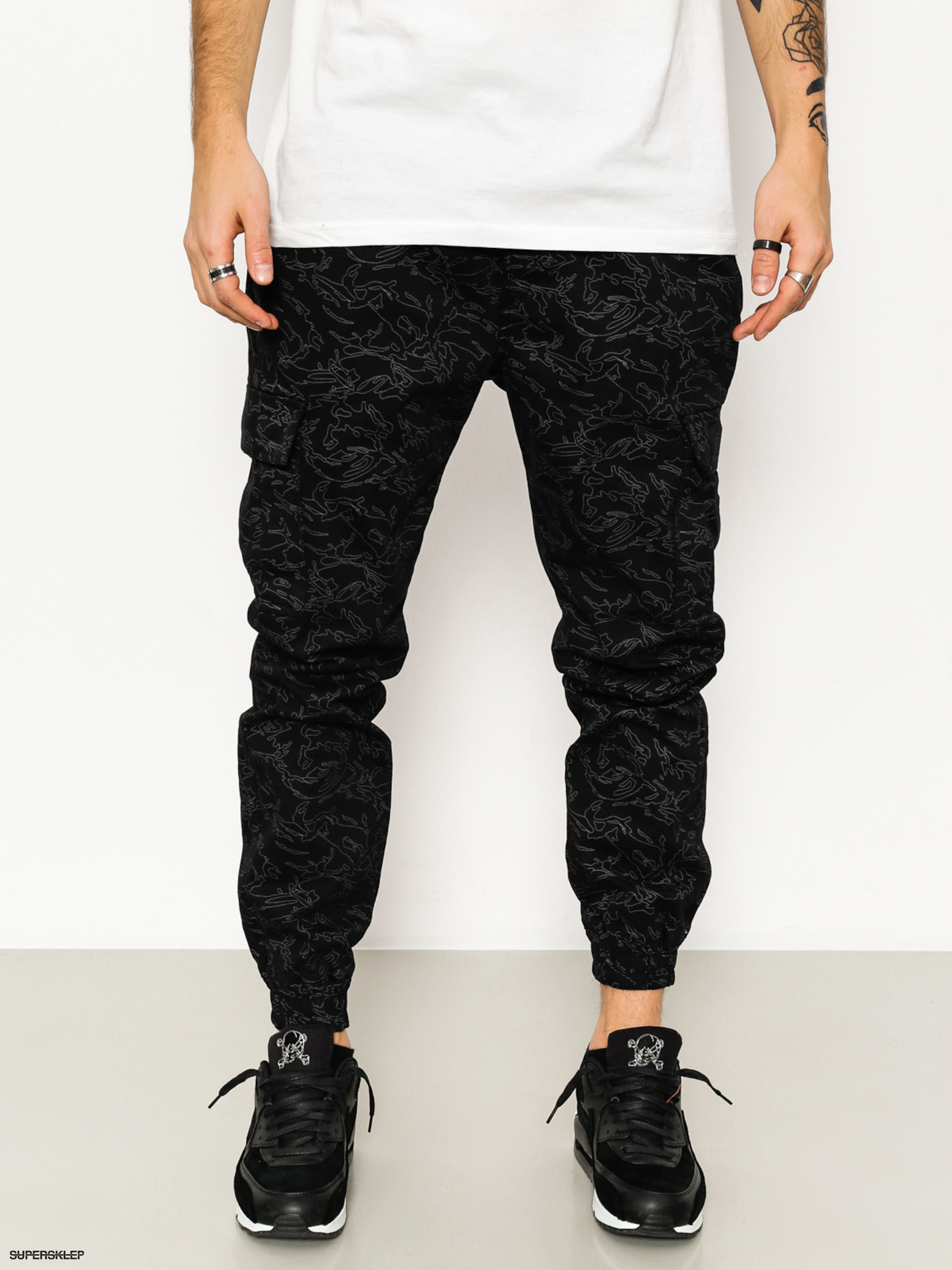 Spodnie Diamante Wear Flight School Jogger