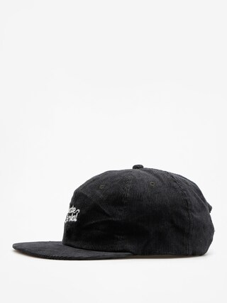 Czapka z daszkiem Skate Mental Script Logo ZD (black)